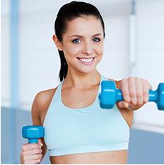 Atividade física proporciona mais saúde e bem-estar