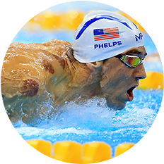 Ventosaterapia: entenda as manchas no corpo de Phelps