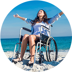Turismo criou guia para atender turistas com deficiência