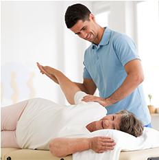 Exercícios de fisioterapia para Osteoporose